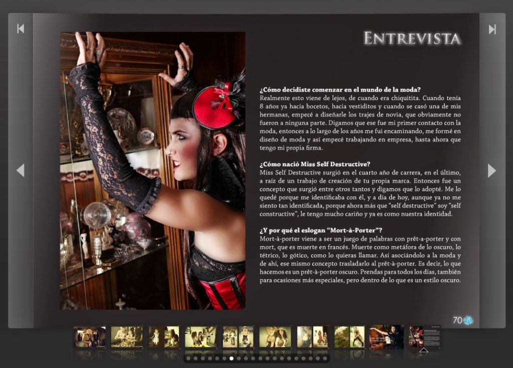 Entrevista a Miss Self.Destructive