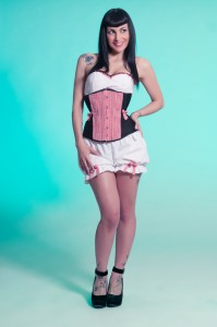 Look Cheesecake Lingerie (con corset)